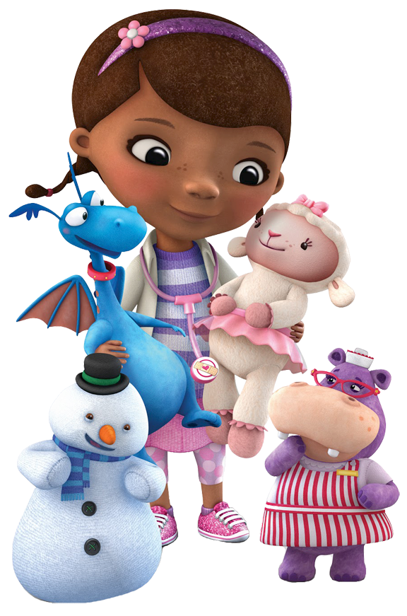 Disney doc clipart banner royalty free library Doc McStuffins Clipart banner royalty free library
