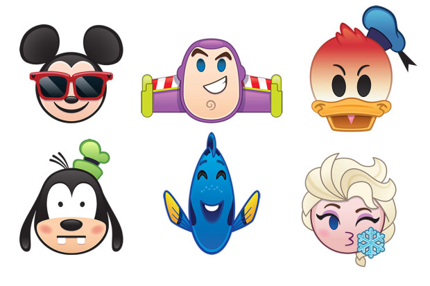 Disney emoji blitz alice in wanderland clipart vector library Disney creates game with emojis based on its characters, theme parks ... vector library