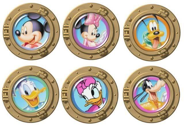 Disney fantasy clipart image black and white Portholes with Disney | DCL Clip Art | Disney dream cruise, Disney ... image black and white