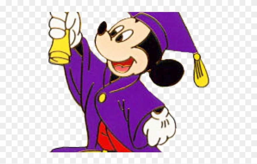 Disney graduation clipart picture library library Disney Clipart Graduation - Mickey Mouse Graduation - Png ... picture library library