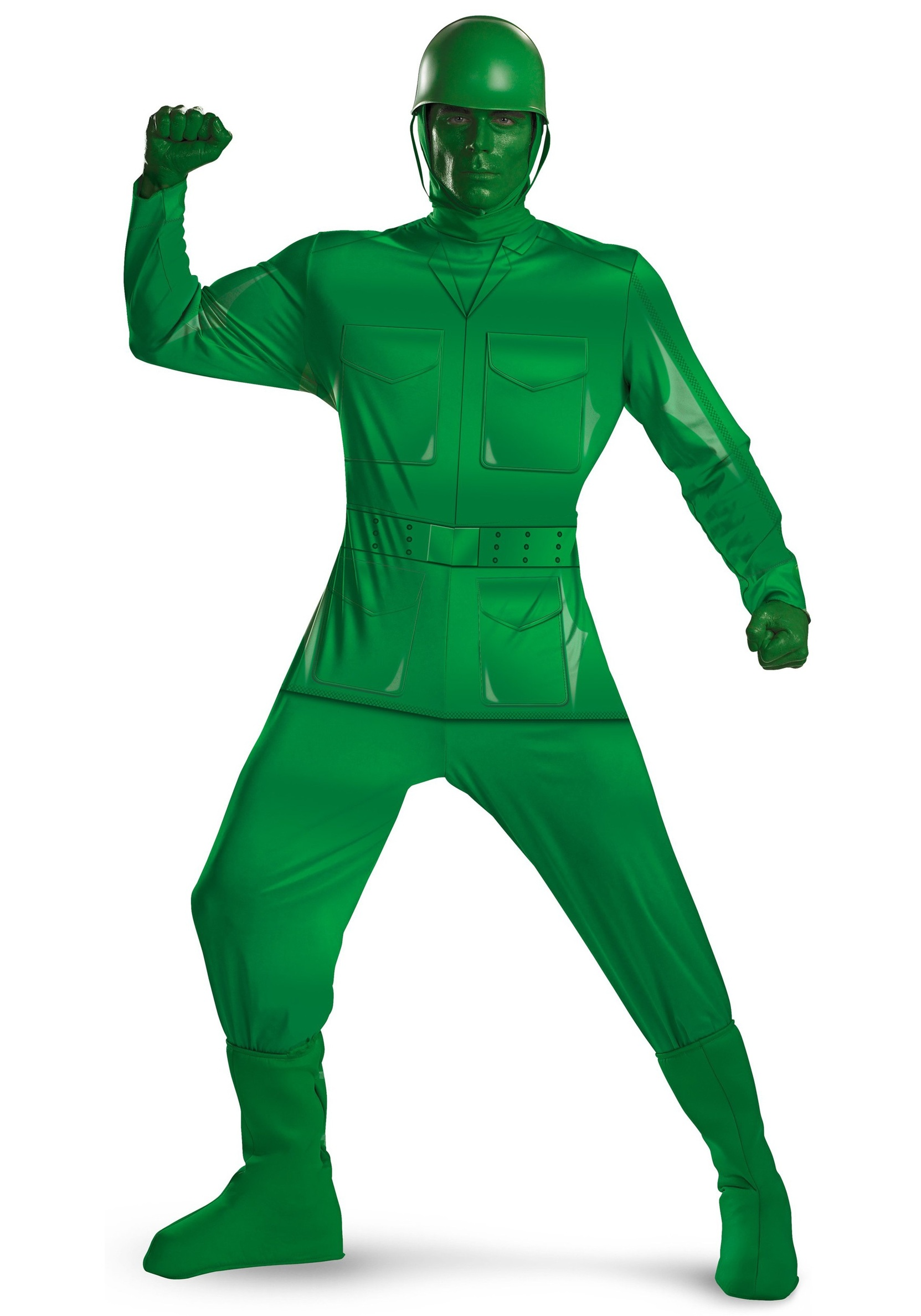 Disney green army man clipart image library Adult Toy Story Green Army Man Costume Clipart - Clip Art ... image library