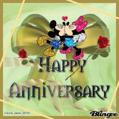 Disney happy anniversary clipart clip black and white happy anniversary images | Happy Anniversary Picture #105165559 ... clip black and white