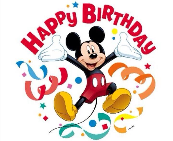 Disney happy birthday clipart graphic freeuse stock happy birthday | Cards for all Occasions | Happy birthday mickey ... graphic freeuse stock