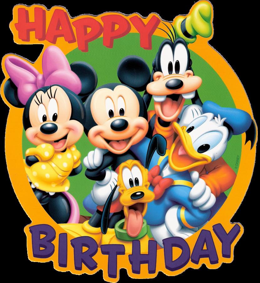 Disney happy birthday clipart jpg library download Happy birthday clipart disney – Gclipart.com jpg library download
