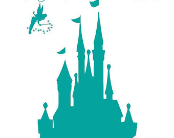 Disney kingdom clipart simple vector royalty free Disney Castle Logo Clipart - Clipart Kid vector royalty free
