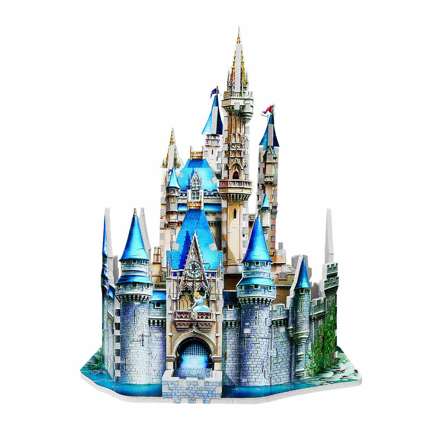 Disney kingdom clipart simple vector freeuse download Cinderella Castle Clipart & Cinderella Castle Clip Art Images ... vector freeuse download