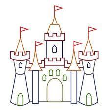 Disney kingdom clipart simple clip download Disney simple clipart - ClipartFox clip download