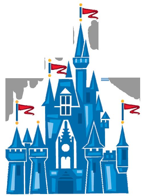 Disney kingdom clipart simple vector Imágenes de Castillos de Disney | Imágenes para Peques | castillos ... vector