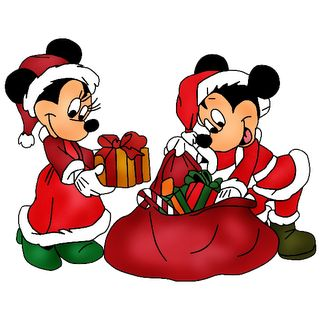 Disney licensed character clipart png free library Disney Group Images - Disney And Cartoon Christmas Clip Art Images ... png free library
