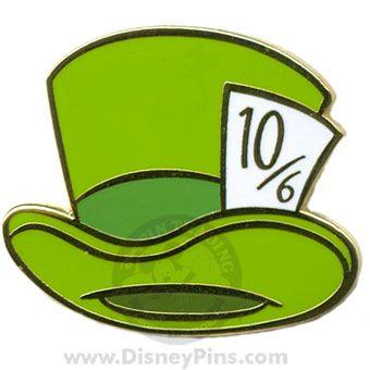 Disney mad hatter clip art image free download Alice in wonderland mad hatter hat clipart - ClipartFest image free download