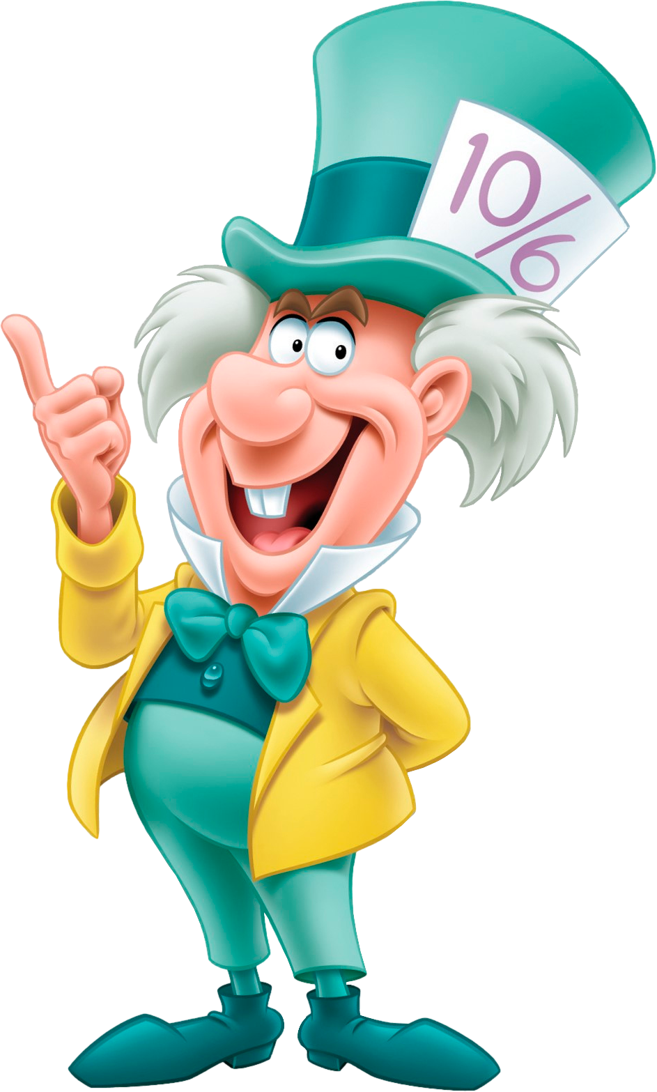 Disney mad hatter clipartfest. Abschied clipart