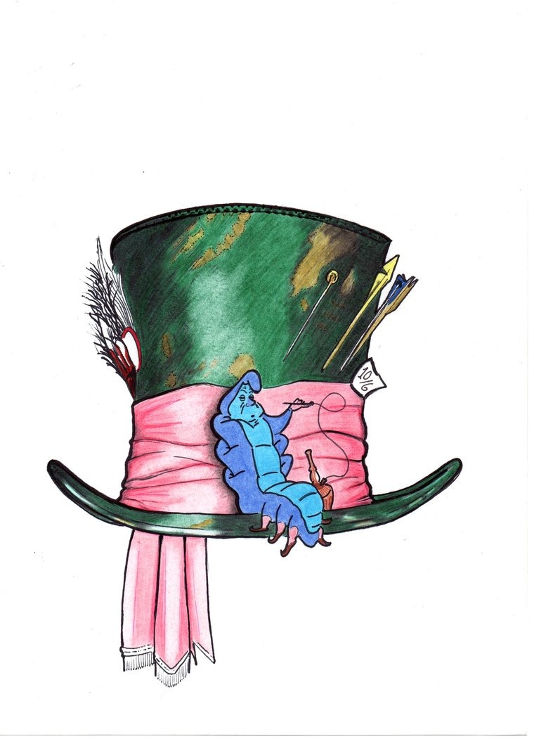 Disney mad hatter clipart clip library Mad hatter clipart - ClipartFest clip library