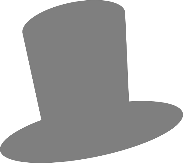 Disney mad hatter hat clipart svg library Mad hatter top hat clipart - ClipartFox svg library