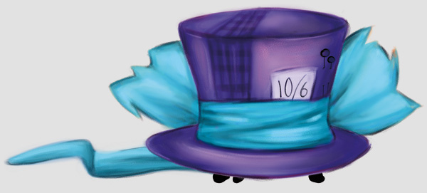 Disney mad hatter hat clipart picture freeuse stock 1000+ images about Tattoo ideas on Pinterest | Peace dove, Celtic ... picture freeuse stock