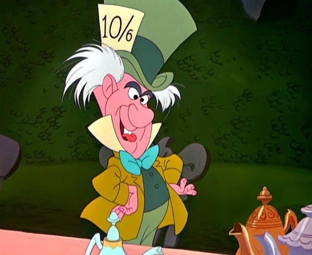 Disney mad hatter hat clipart png freeuse stock Mad Hatter Day – 10/6 – The Hat Blog png freeuse stock