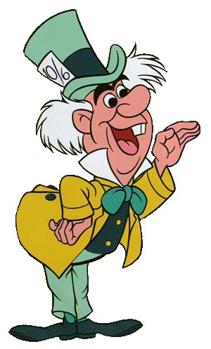 Disney mad hatter hat clipart clip art library Alice's Adventures on emaze clip art library
