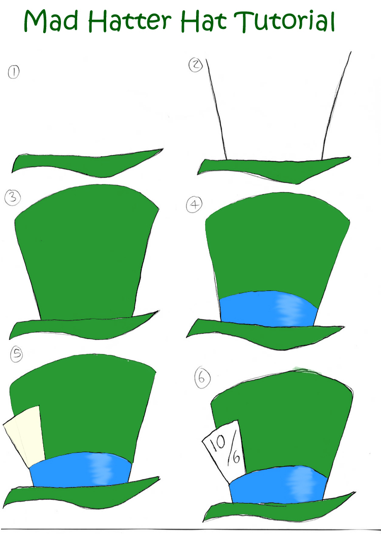 Disney mad hatter hat clipart png freeuse 17 Best images about Alice on Pinterest | Disney, Lolita cosplay ... png freeuse