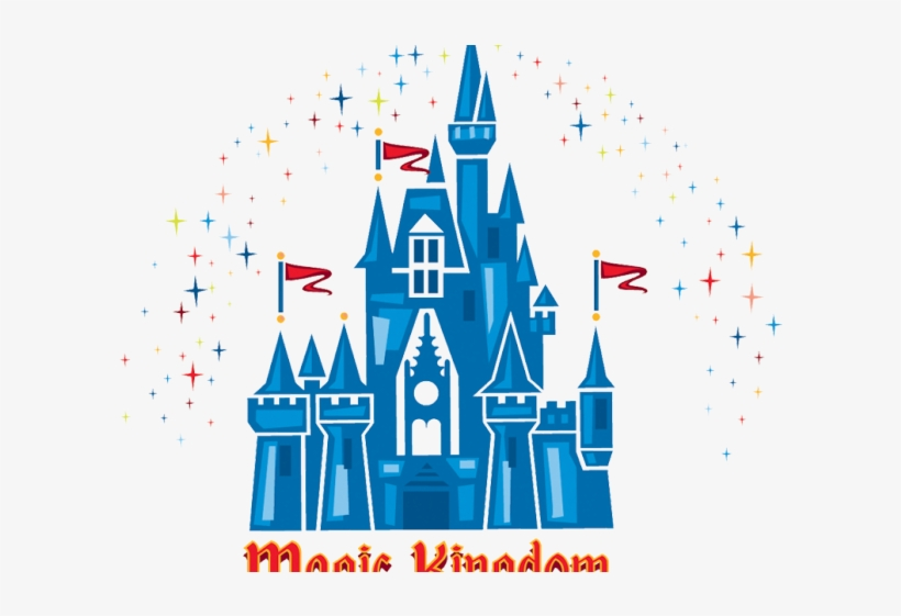 Disney magic clipart jpg free Logos Clipart Walt Disney Logo - Disney Magic Kingdom Logo - Free ... jpg free