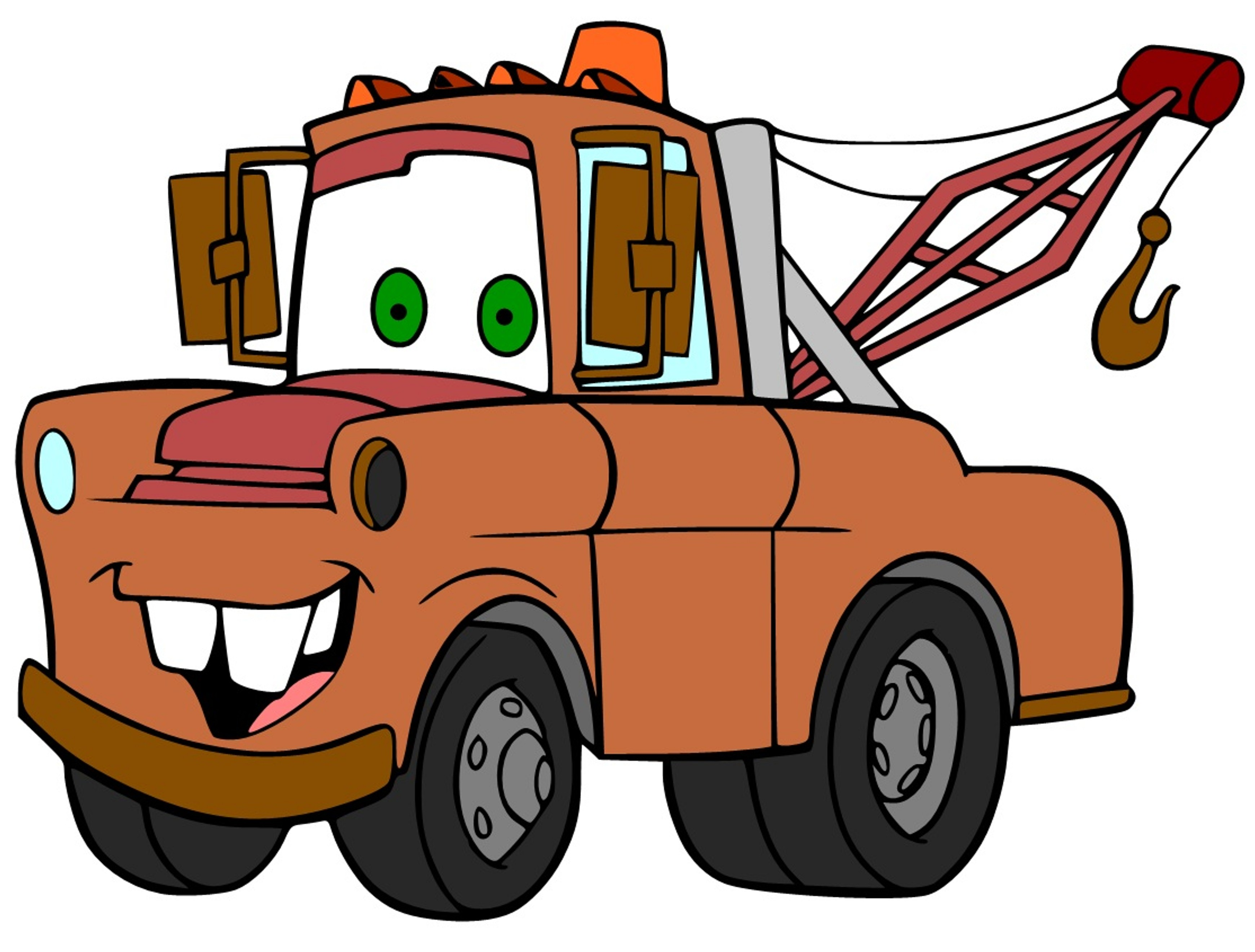 Disney mater clipart svg royalty free download Mater Clipart   Free download best Mater Clipart on ClipArtMag.com svg royalty free download