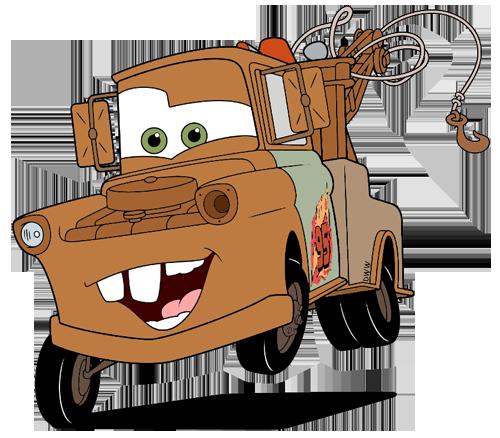 Disney mater clipart clipart royalty free Disney Pixar\'s Cars Clip Art   Disney Clip Art Galore clipart royalty free