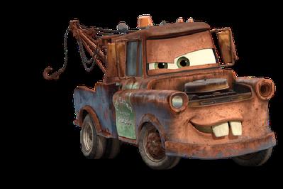 Disney mater clipart jpg library Disney Pixar Cars - Cartoon Clip Art   Miles\' Birthday   Disney ... jpg library