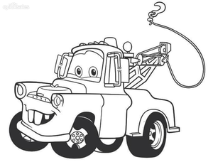 Disney mater clipart image download Disney Cars Clipart Mater   Free Images at Clker.com - vector clip ... image download