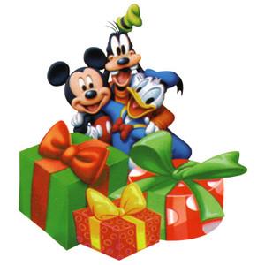 Disney mickey christmas clipart character. Clipartfest clip art