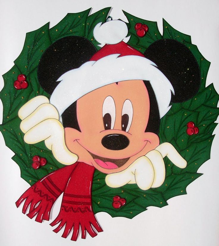 Disney mickey christmas clipart character clipart freeuse 1000+ images about navidad disney on Pinterest | Mickey mouse ... clipart freeuse
