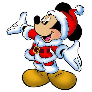 Disney mickey christmas clipart character graphic free library photo Mickey-Mouse_Xmas_clipart_7_zpseead5e9e.png | Projects to ... graphic free library