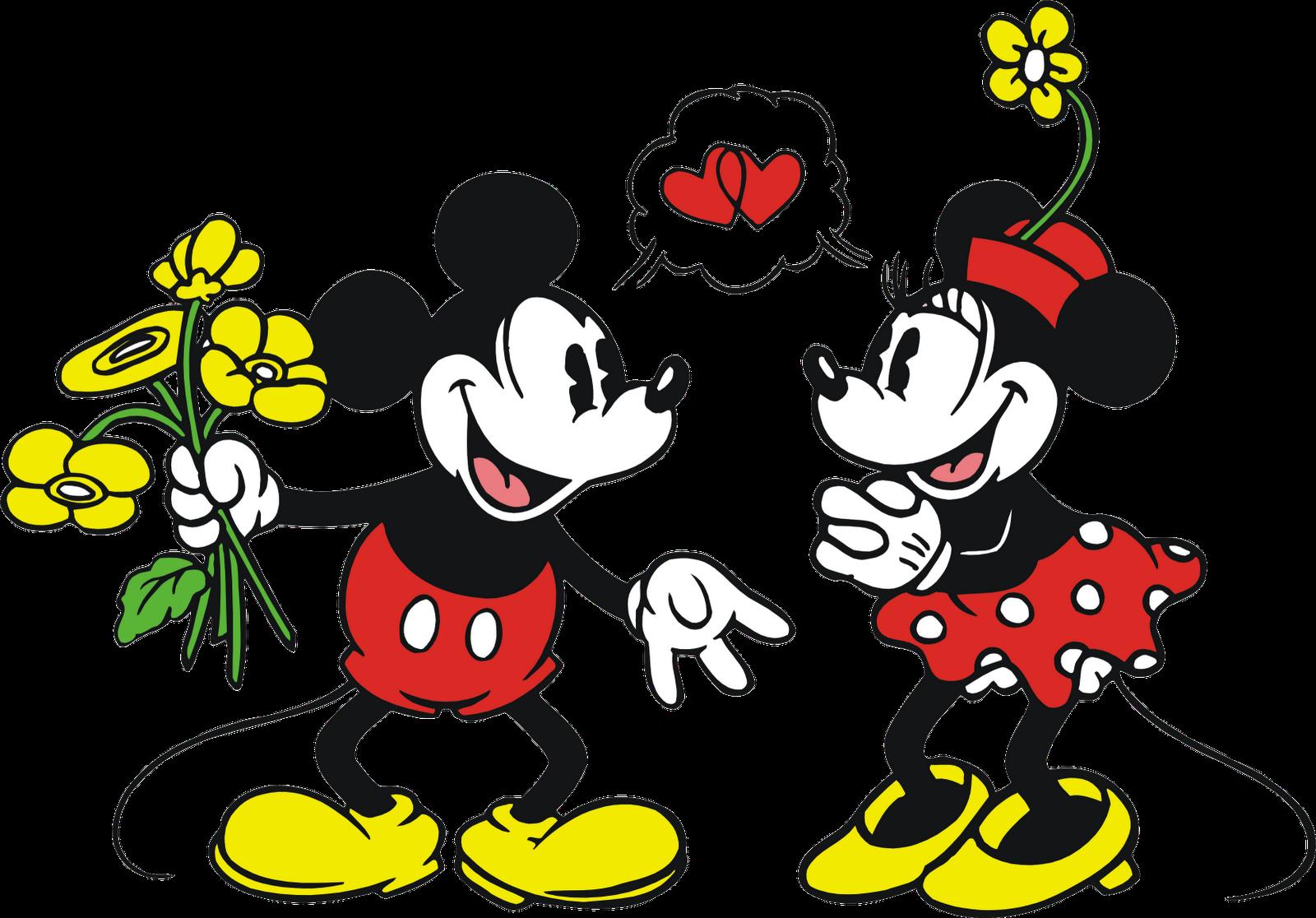 Passatempo da Ana: Imagens - Mickey e Minnie Vintage | My love ... svg free library