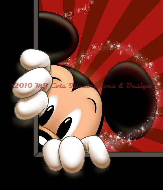 Disney peek a boo character clipart image library stock Peek-a-boo Mickey by mjcole on DeviantArt | Minnie and mickey ... image library stock