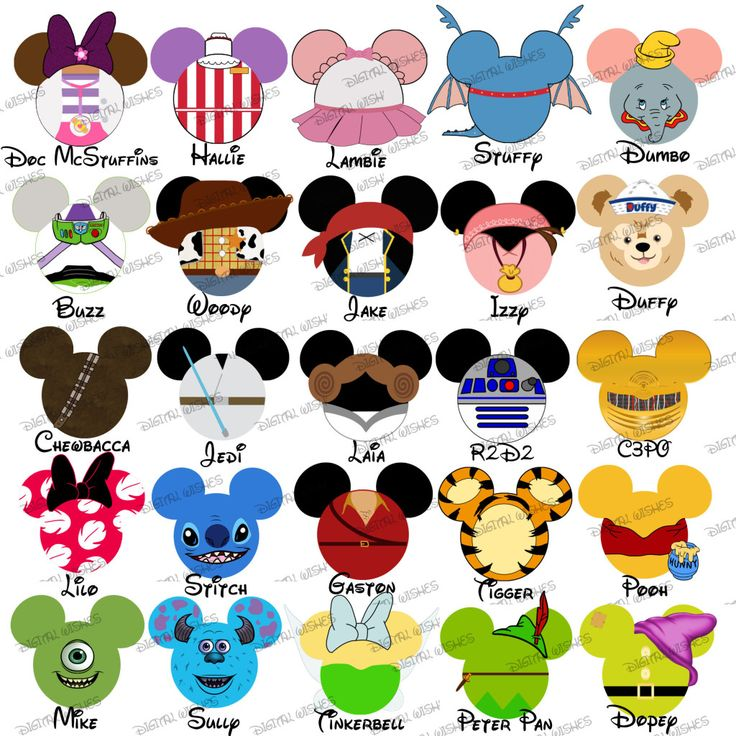 Disney peek a boo character clipart outlines.  best ideas about