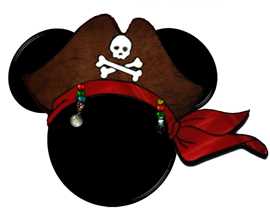 Mickey snowflake head clipart svg freeuse Imagens, Molduras e Rótulos para festa do Mickey Pirata!   Pinterest ... svg freeuse