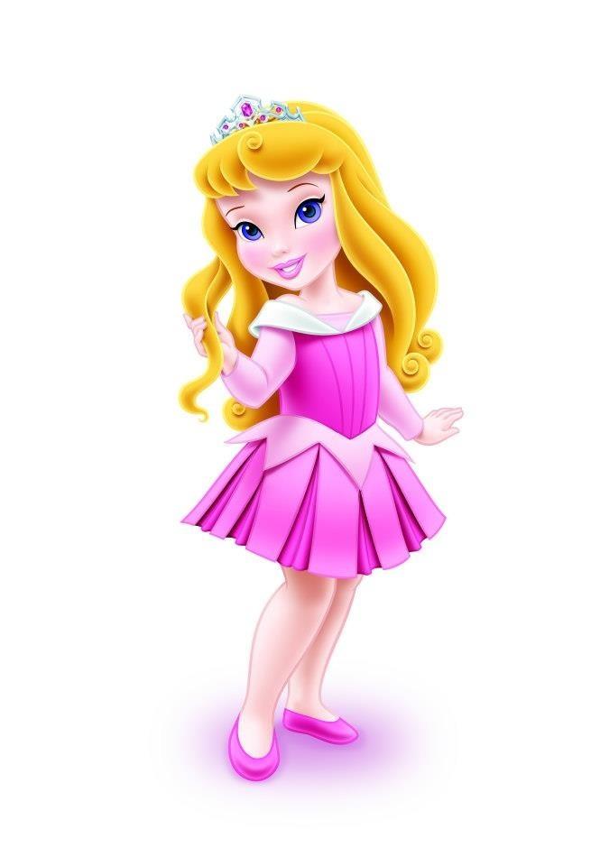 Disney princes babies clipart picture transparent Toddler disney princess aurora clipart - ClipartFest picture transparent