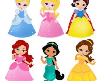 Disney princes babies clipart freeuse Disney princess baby clipart - ClipartFest freeuse
