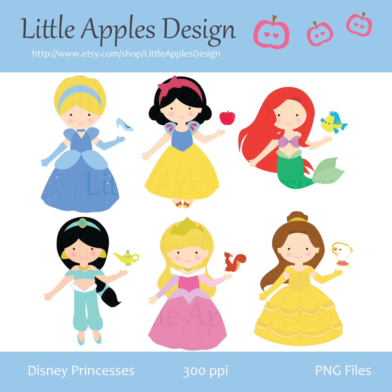 Disney princes babies clipart picture black and white library Baby disney princess clipart - ClipartFest picture black and white library