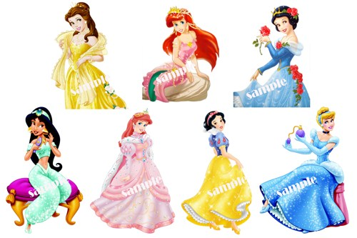 Disney princes clipart png library library Birthdays Disney Princess Clipart - Clipart Kid png library library