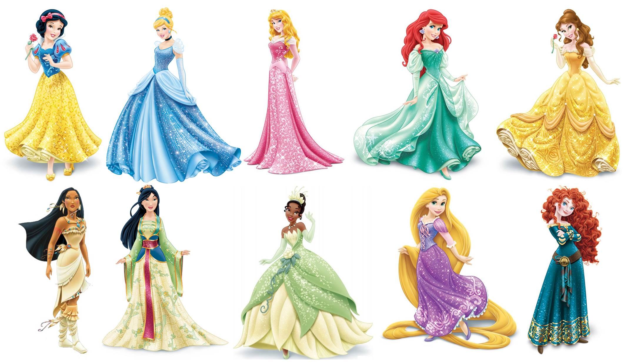 Disney princes clipart clip art Disney Princess Clipart - Clipart Kid clip art