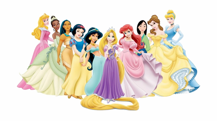 Disney princess clipart borders picture royalty free download Border Clipart Princess - Transparent Disney Princess Png Free PNG ... picture royalty free download