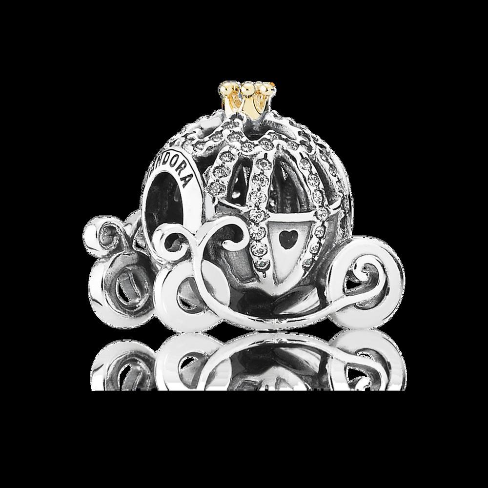 Disney pumpkin coach clipart graphic library download Shop the Disney Collection | PANDORA Jewelry US graphic library download