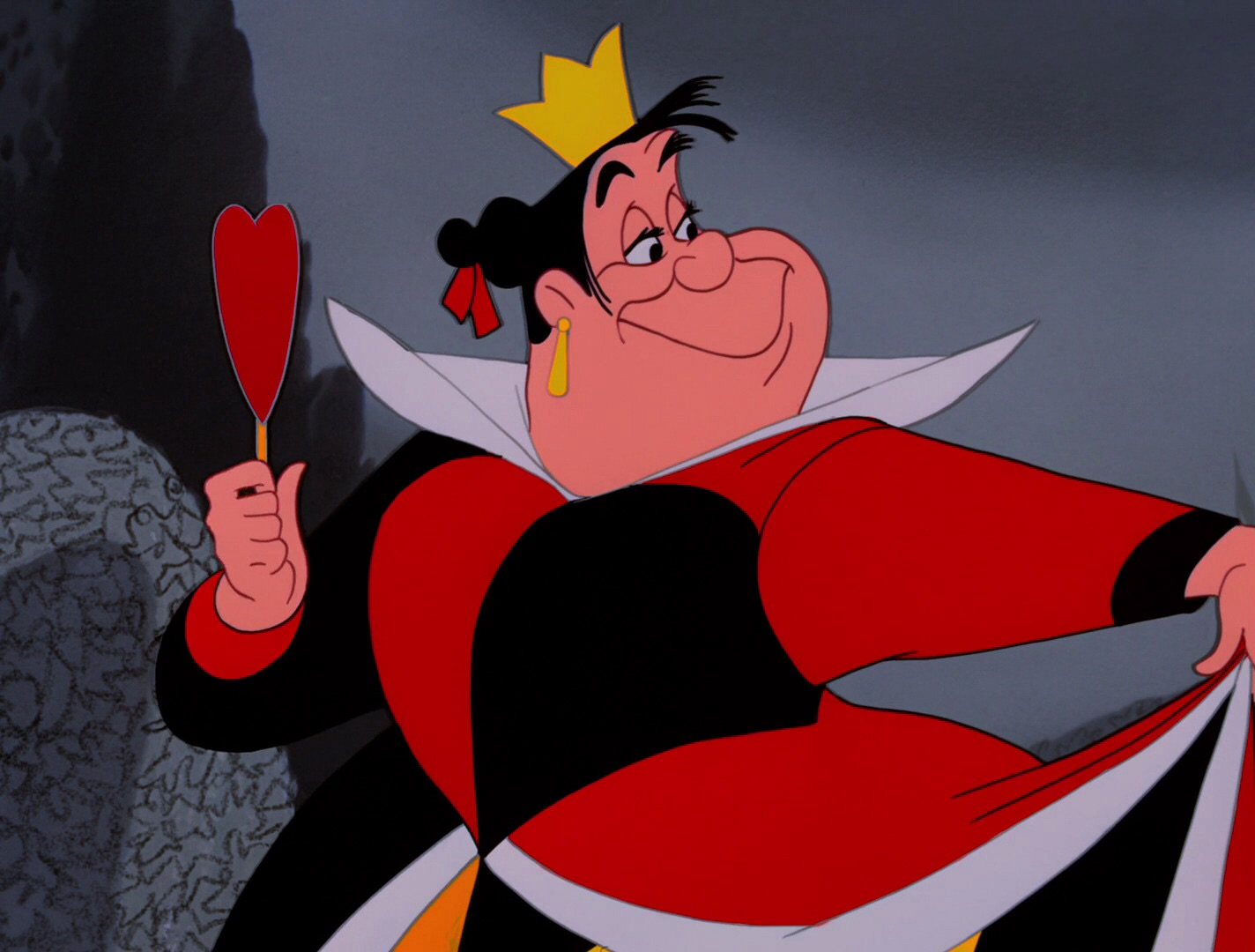 Disney queen of hearts clipart image Queen of Hearts | Disney Wiki | Fandom powered by Wikia image
