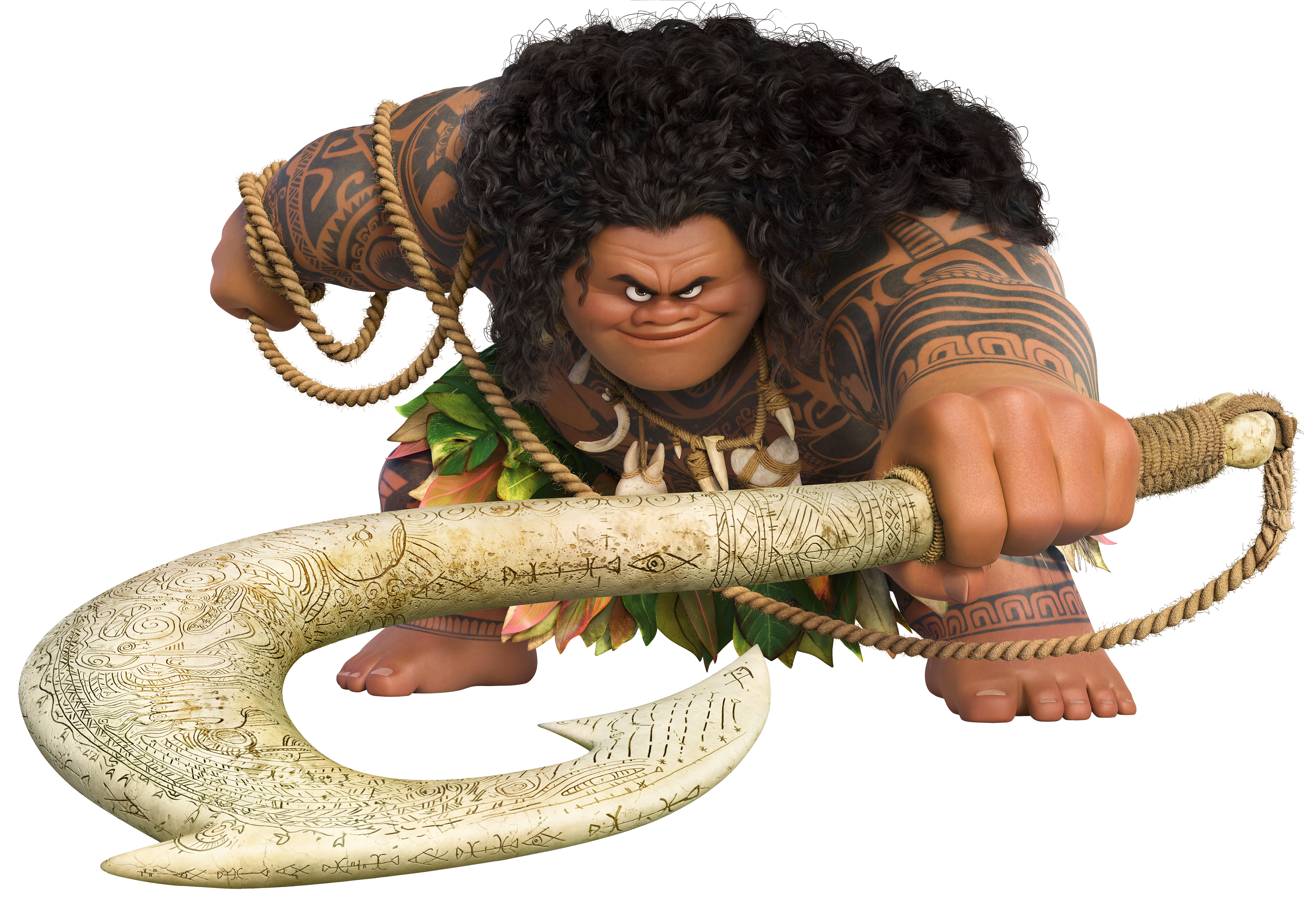 Disney school clipart jpg free stock Maui Moana Disney Large Transparent PNG Image | Gallery ... jpg free stock