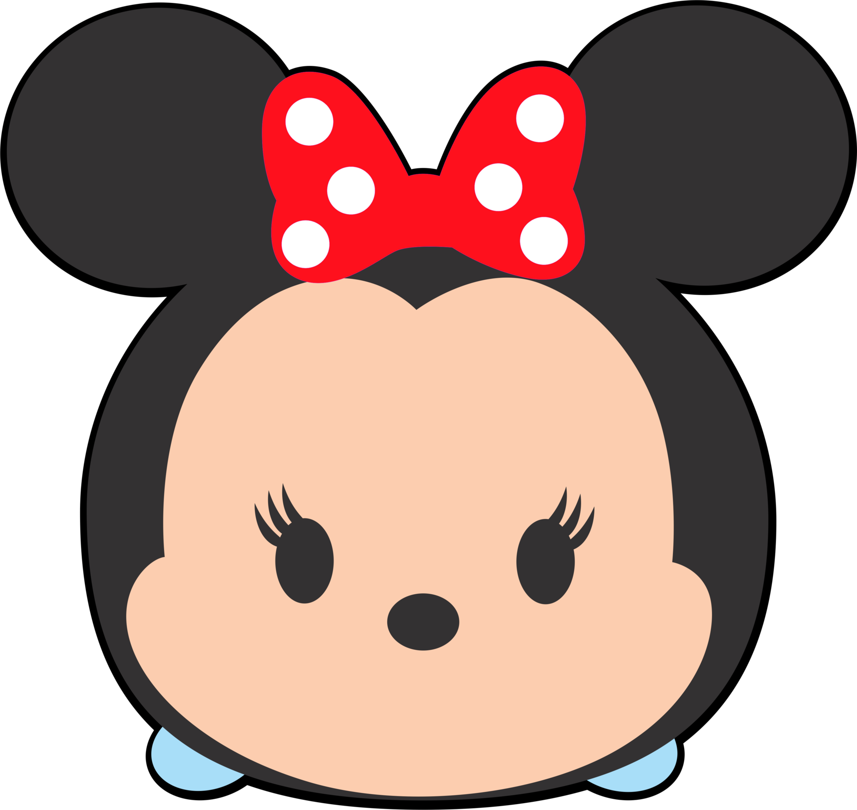 Disney tsum tsum clipart clipart library download Disney Tsum Tsum Clipart Minnie Mouse clipart library download