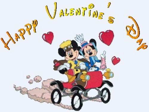 Disney valentine clipart jpg black and white library Disney Valentine's Day Clipart - Clipart Kid jpg black and white library