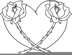 Disney valentines day clipart black and white vector royalty free library Free Disney Valentines Day Clipart   Free Images at Clker.com ... vector royalty free library