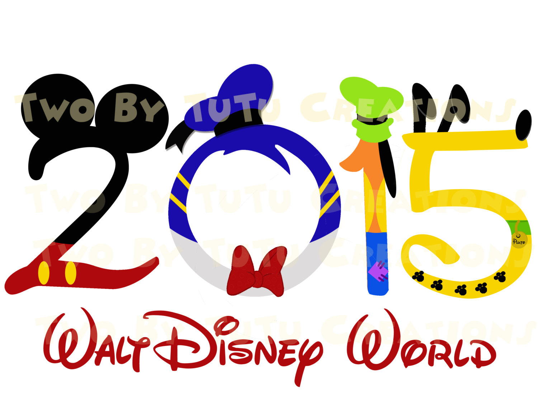 Clip art free clipartfest. Disney world 2016 clipart