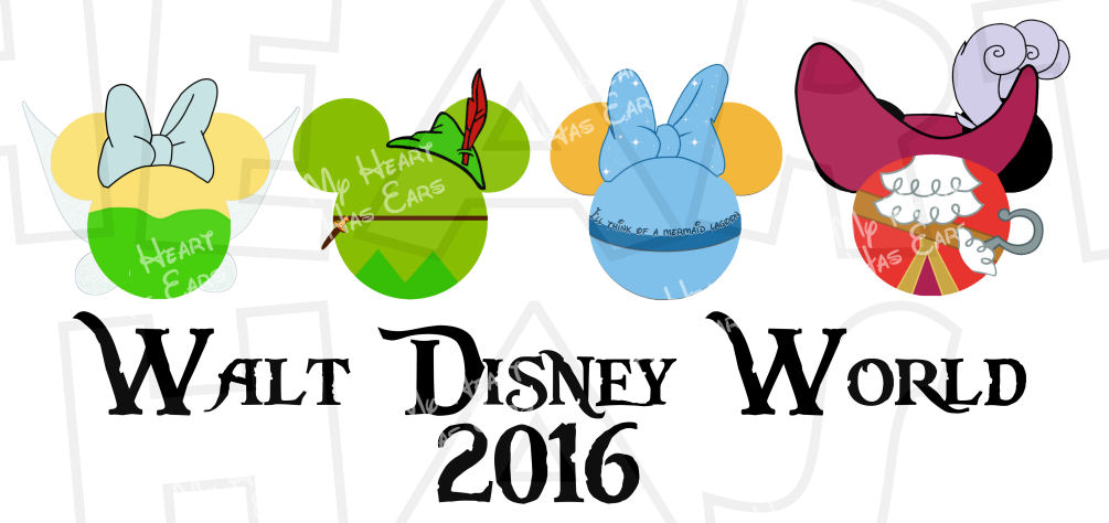 Disney world 2016 clipart. Mickey mouse ears clipartfest