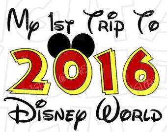 Disney world 2016 clipart. Vacation clipartfox digital