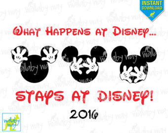 Disney world clipart 2016 picture royalty free 2016 printable – Etsy picture royalty free