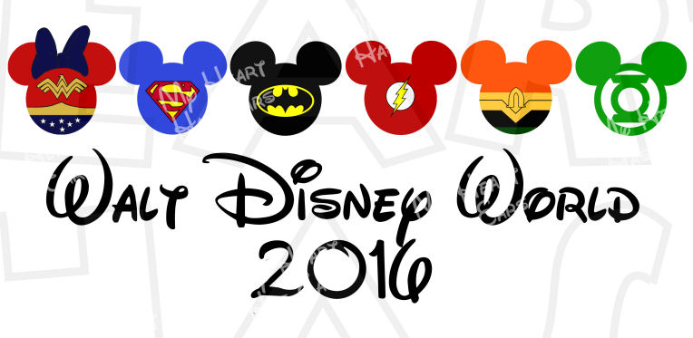 Disney world clipart 2016 image black and white Gallery For > Printable Disney World 2016 Clipart image black and white
